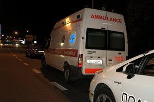 В Киеве отчаянный пешеход погиб под колесами грузовика