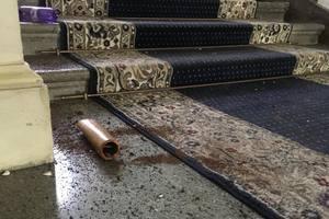 Нападение на мэрию Харькова: стали известны последствия