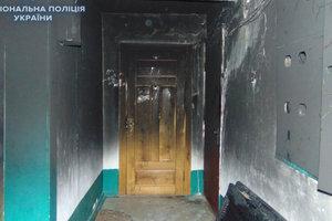 """В Ровенской области горела квартира и гараж: депутату и мэру оставили """"сувенир"""" от поджога"""