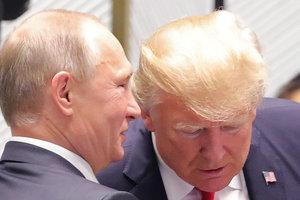 Трамп озвучил возможную дату встречи с Путиным