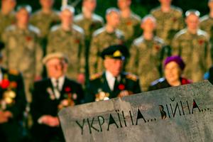 Порошенко обратился к Украине в День скорби и памяти жертв войны