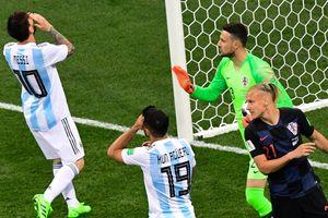 Сборная Аргентины установила антирекорд на чемпионатах мира