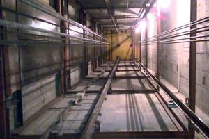 Во Львове мужчина упал в шахту лифта с высоты восьмого этажа