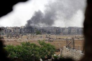 Авиация Асада сбросила бочковые бомбы на подконтрольные повстанцам районы