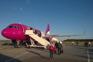 Лоукостер Wizz Air изменил правила провоза ручной клади
