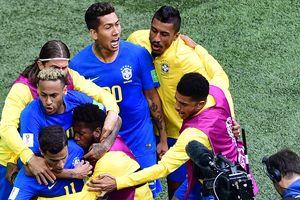 Бразилия в компенсированное время сломила сопротивление Коста-Рики на ЧМ-2018
