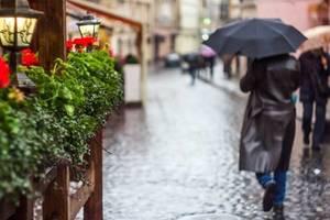 На выходных сильно похолодает, а дожди накроют почти всю Украину