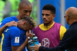 Неймар расплакался после гола в ворота Коста-Рики