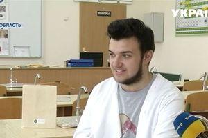 Украинский школьник-гений получил стипендию на обучение в США за полезное изобретение