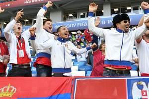 Где смотреть матч ЧМ-2018: Сербия - Швейцария