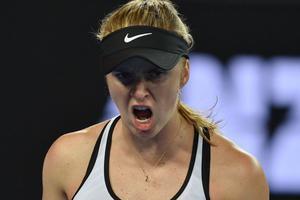 Элина Свитолина снова проиграла румынской теннисистке
