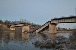 В Украине девять тысяч мостов находятся в аварийном состоянии