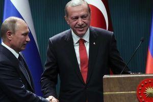 Эрдоган сравнил себя с Путиным
