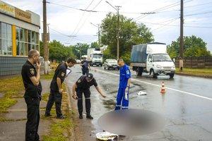 Страшное ДТП в Кривом Роге: пьяный водитель насмерть сбил двух женщин