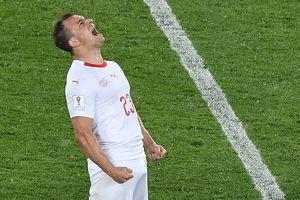 Сербы пытались запретить выходить на поле автору победного гола в их ворота