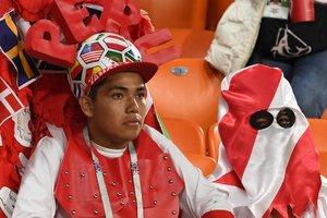 Самолет с фанатами сборной Перу загорелся над Россией