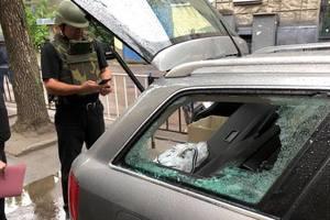 В машину известного львовского активиста подбросили гранату