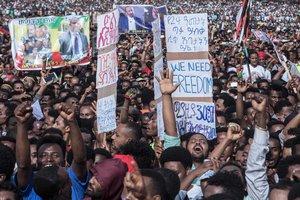 Взрыв в Эфиопии: количество пострадавших стремительно возросло