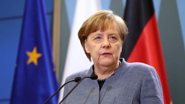 Ангела Меркель: Вторичная миграция внутриЕС должна быть упорядочена