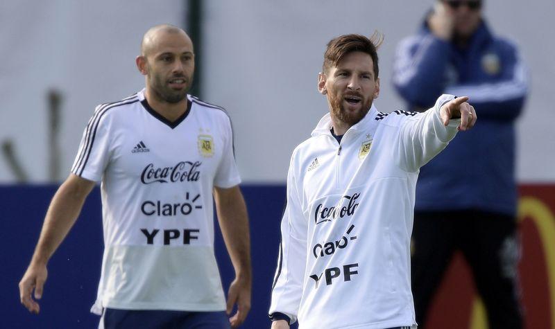Кто хотел, тот и достиг: Аргентина вышла в1