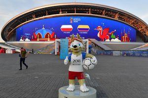 Онлайн матча Польша - Колумбия - 0:0