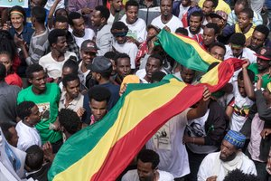 Взрыв в Эфиопии: полиция задержала 30 подозреваемых