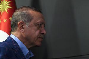 Реджеп Тайип Эрдоган. Фото: AFP