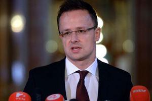 Украинские дипломаты распространяли антивенгерские слухи - Сийярто