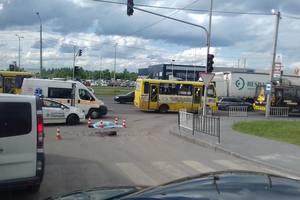 Смертельное ДТП во Львове: грузовик переехал женщину