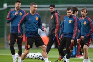 Где смотреть матч ЧМ-2018 Испания - Марокко
