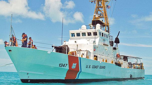 Подарок из Америки. Катера Islands оснащены артиллерийской установкой и пулеметами