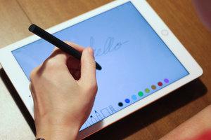 Apple запатентовала новую технологию для iPad и iPhone