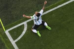 Месси, Рохо и арбитр выводят Аргентину в плей-офф чемпионата мира