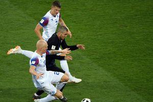 Как Хорватия творила историю: обзор матча с Исландией на ЧМ-2018