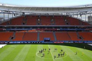 Онлайн матча Мексика - Швеция на чемпионате мира 2018