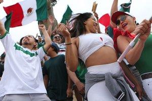 Где смотреть матч Швеция - Мексика на чемпионате мира 2018