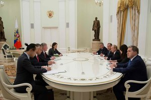Лавров и Болтон обсудили Сирию и Украину