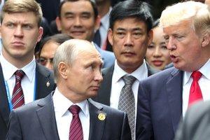 Трамп заявил, что встретится с Путиным после саммита НАТО