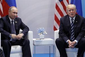 Белый дом и Кремль одновременно объявят дату встречи Путина и Трампа