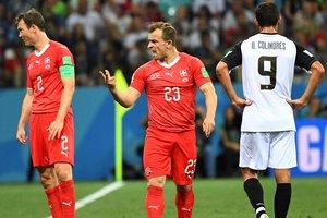 Швейцария не смогла победить Коста-Рику, но вышла в плей-офф ЧМ-2018