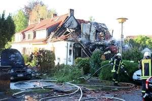 В Германии взорвался жилой дом: есть погибшие