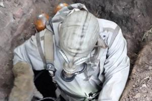 В Запорожской области двое мужчин погибли в выгребной яме
