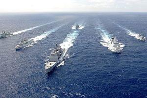 Египет, Греция и Кипр проводят совместные военные учения в Средиземном море