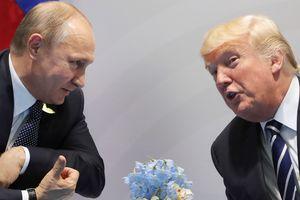 """Трамп о Путине: """"Если бы мы могли поладить, то было бы замечательно"""""""