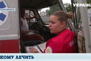 Дырявые машины, низкие зарплаты и нехватка кадров: скорая помощь в Украине работает в жутких условиях