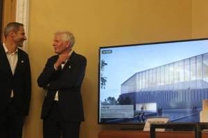 В Киеве по проекту немецких архитекторов построят музей Революции Достоинства