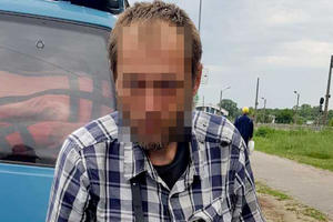 """В Киеве пьяный пассажир """"заминировал"""" маршрутку"""