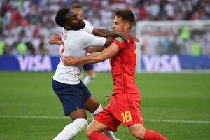 Обзор матча Англия - Бельгия 0:1 на ЧМ-2018