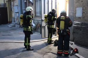В Киеве на Подоле эвакуировали жителей дома из-за пожара