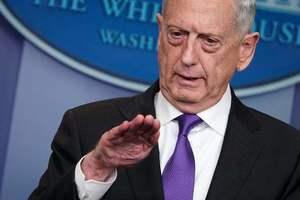 Мэттис озвучил позицию США по дальнейшим переговорам с Северной Кореей